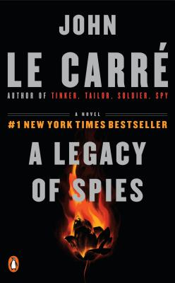 A Legacy of Spies: A Novel Cover Image