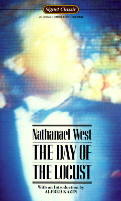 The Day of the Locust Cover