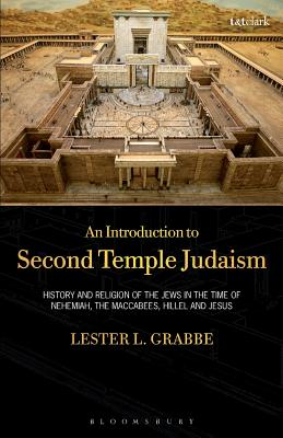 An Introduction to Second Temple Judaism Cover