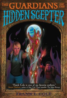 The Guardians of the Hidden Sceptor Cover