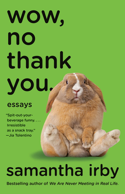Wow, No Thank You.: Essays Cover Image