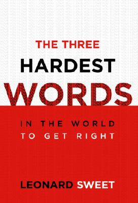 The Three Hardest Words Cover