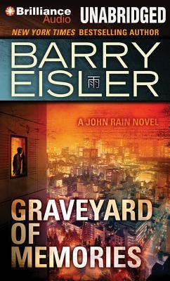 Graveyard of Memories (John Rain Thrillers (Audio)) Cover Image