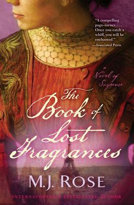 Cover Image for The Book of Lost Fragrances