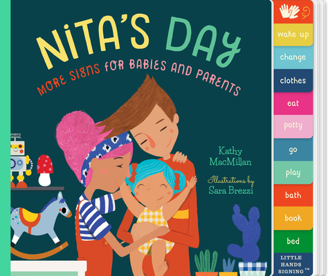 Nita's Day (Little Hands Signing #2) Cover Image