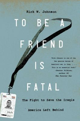 To Be a Friend Is Fatal Cover