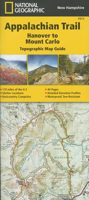 Appalachian Trail, Hanover to Mount Carlo [New Hampshire] Cover Image