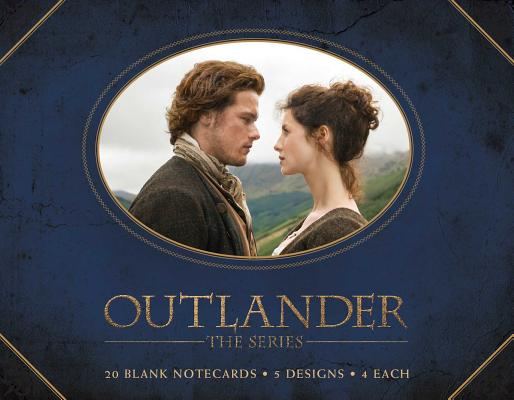 Outlander Blank Box Notecards (Science Fiction Fantasy) Cover Image