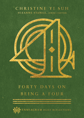 Cover for Forty Days on Being a Four