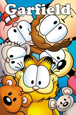 Cover for Garfield Vol. 3