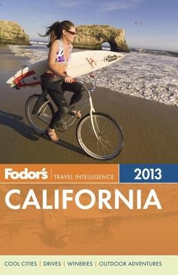 Fodor's California 2013 Cover