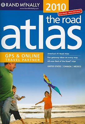 Rand McNally the Road Atlas Cover