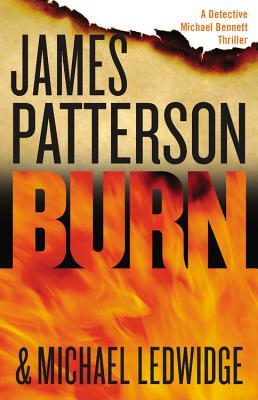 Burn Lib/E (Michael Bennett #7) Cover Image