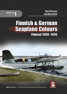 Finnish & German Seaplane Colours. Finland 1939-1945 (White #9146) Cover Image