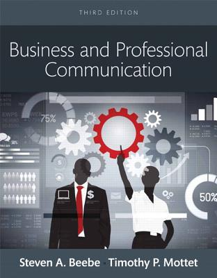 Business and Professional Communication, Books a la Carte Cover Image
