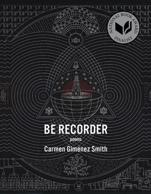 Be Recorder: Poems Cover Image