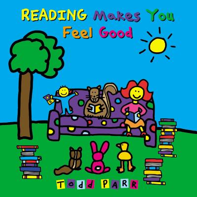 Reading Makes You Feel Good Cover Image