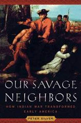 Our Savage Neighbors Cover