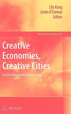 Creative Economies, Creative Cities Cover