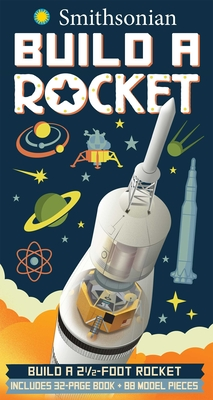 Smithsonian Build the Rocket (Build the...) Cover Image