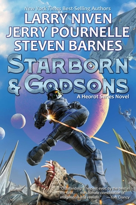 Starborn and Godsons (Heorot Series #3) Cover Image