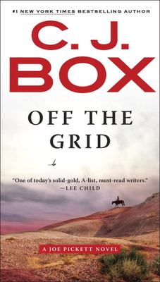 Off the Grid (A Joe Pickett Novel #16) Cover Image