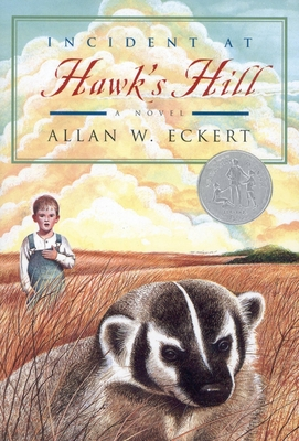 Incident at Hawk's Hill Cover Image