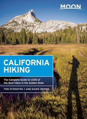 Moon California Hiking Cover