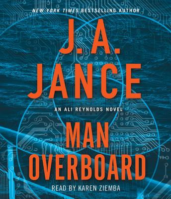 Man Overboard: An Ali Reynolds Novel Cover Image