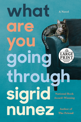 What Are You Going Through: A Novel Cover Image