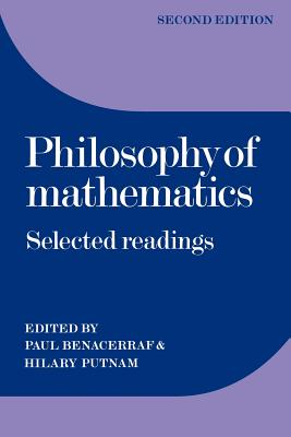 Philosophy of Mathematics: Selected Readings Cover Image