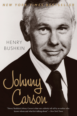 Johnny Carson Cover Image