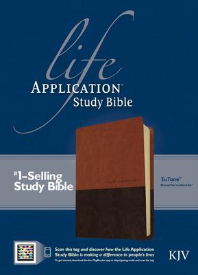 Life Application Study Bible-KJV Cover Image