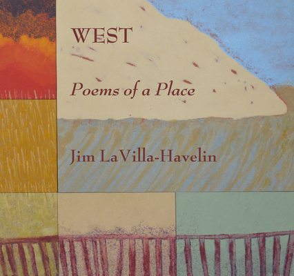 West, Poems of a Place Cover Image