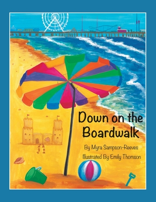 Down on the Boardwalk Cover Image