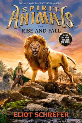 Spirit Animals Book 6 Cover
