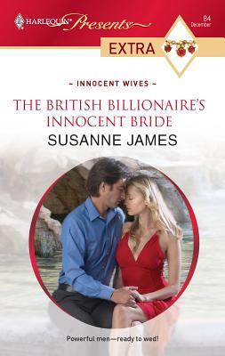 The British Billionaire's Innocent Bride Cover
