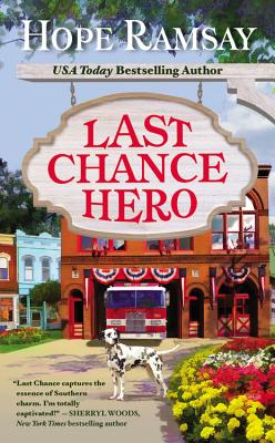 Last Chance Hero Cover