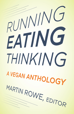 Cover for Running, Eating, Thinking