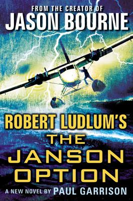 Robert Ludlum's the Janson Option Cover