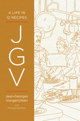 JGV: A Life in 12 Recipes Cover Image