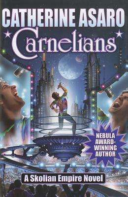 Carnelians Cover