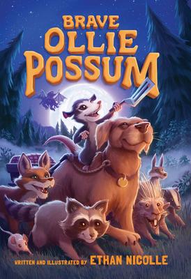 Brave Ollie Possum Cover Image