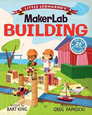 Little Leonardo's Makerlab: Building Cover Image
