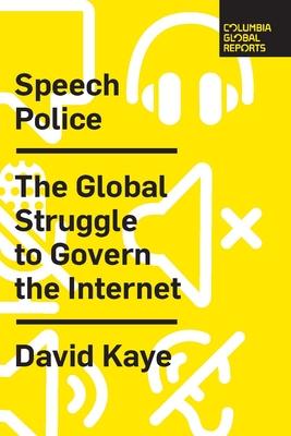 Cover for Speech Police