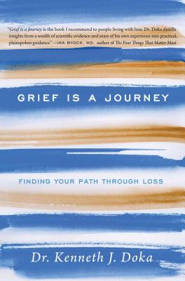 Grief Is a Journey Cover