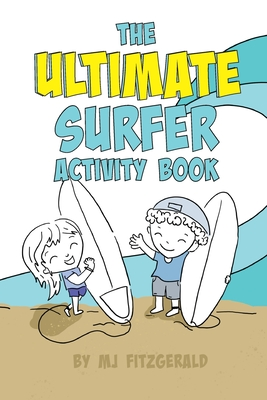 The Ultimate Surfer Activity Book Cover Image