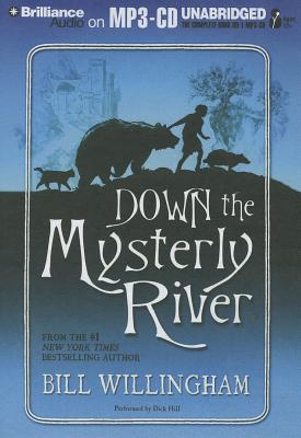 Down the Mysterly River Cover