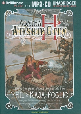 Agatha H and the Airship City Cover