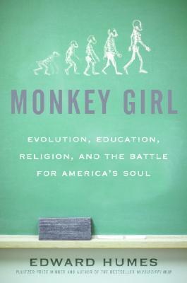 Monkey Girl Cover